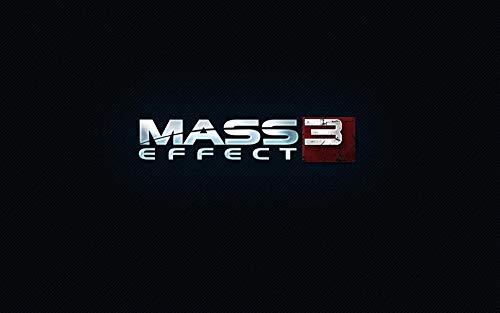 TOPJPG Puzzle Jigsaw 1000 Piezas Mass Effect 3 Póster Adulto Ocio Entretenimiento Niños Juguetes Educativos Adult Child Jigsaw Puzzle Gift