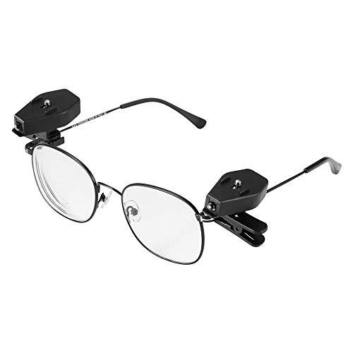 Allomn Mini LED Eyeglass Reading Light