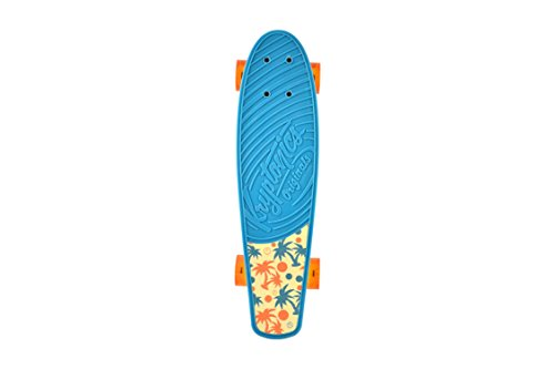 Sport 2000 Kryptonics Skateboard Original Torpedo - Blue