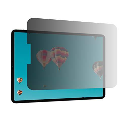 "AmazonBasics Slim Privacy Screen Filter for 12.9"" New iPad Pro 2020 2017 2018 , Antimicrobial, Anti Glare UV & Blue Light Filter (Landscape 12.9 inch, 10.9"" x 8.3"")"