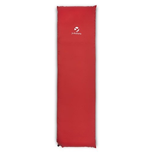 Yukatana Gooddream 3 Isomatte Luftmatratze 3cm dick selbstaufblasend rot