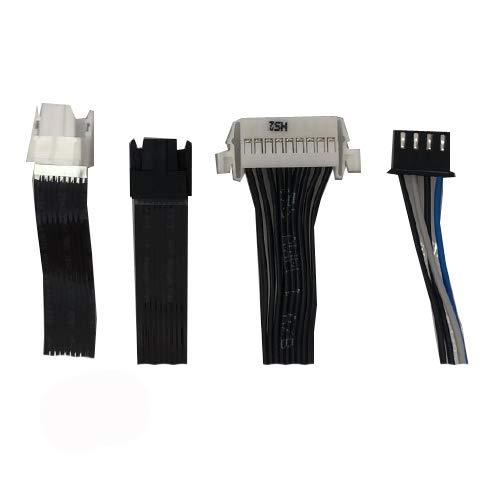 Kit Cable LG 65UK6750PLD ( 4 Cables) Despiece de TV no Usado.