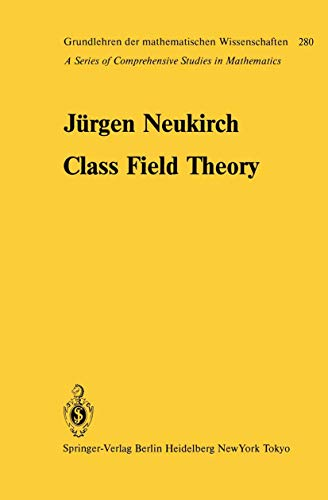 cohomology of number fields - 7