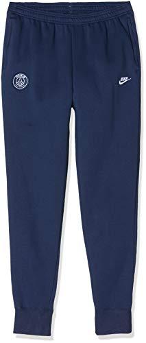 Nike Herren PSG M NK GFA FLC Pant KZ CL Sport Trousers, Midnight Navy/(White) (no Sponsor-alt), S