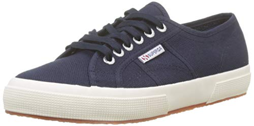 Superga Superga Unisex-Erwachsene 2750 Cotu Classic Sneaker Low-Top, Blau (Navy S 933), 45 EU