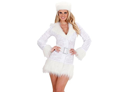 Aptafêtes - CS927677/L - Costume White Russian Girl - Taille L