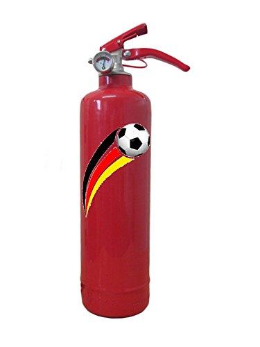 Mehrzweck-Deutsche 1kg ABC Pulver Feuerlöscher. Voll CE. Ideal für Autos Häuser und Arbeitsplatz. Fire Rating 8A 34B C Rot
