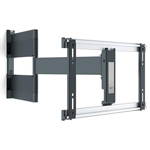Vogel s Thin 546 OLED Supporto da Parete per Schermi 102 - 165 Cm (40 - 65 ) 180° Rotazione, Max 30 Kg, Vesa Max 400 X 400, Nero