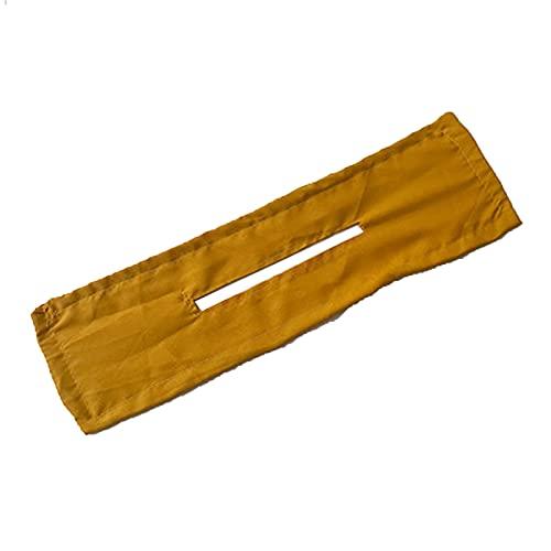 6 unidades de cinta para el pelo, colorida, cinta para la cabeza, con impresión, estilo francés, plegable, para mujer, de verano, F D