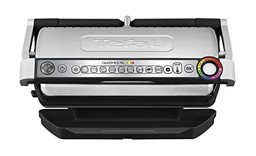 Tefal GC722D Optigrill XL Edelstahl / schwarz