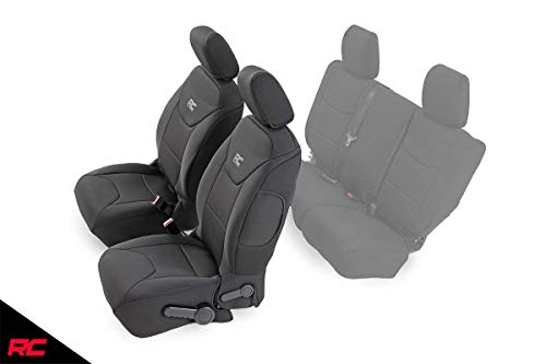 Rough Country Neoprene Front Seat Covers...