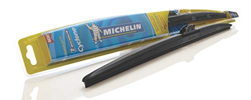 "Michelin 14522 Cyclone Premium Hybrid 22"" Wiper Blade With Smart-Flex Technology, 1 Pack"