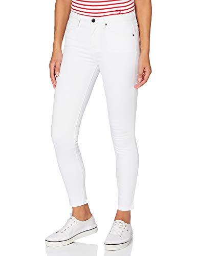Tommy Hilfiger Mujer Como Skinny Rw A Clr Jeans, Blanco (W33 / L26
