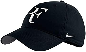 TyranT 3D Embroidered RF Cotton Baseball Caps for Men Women Black