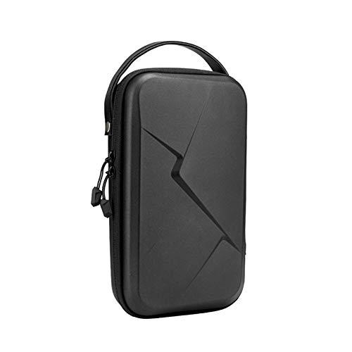 SOWUDM Bolsa Camara Portátil de Almacenamiento de la Bolsa Impermeable maletín de Transporte Espacial Ajustable for Accesorios Acción Funda Camara Reflex (Color : New Model)