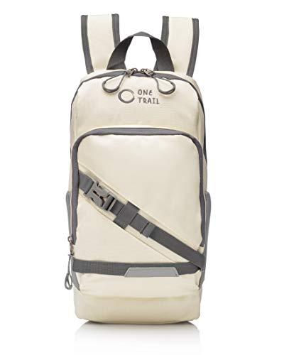 OneTrail Mini Me 10 Liter Daypack | Compact Hiking Daypack (Cream)