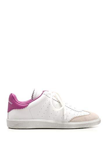 Isabel Marant Luxury Fashion Damen BK002921P041S40PK Rosa Andere Materialien Sneakers | Ss21