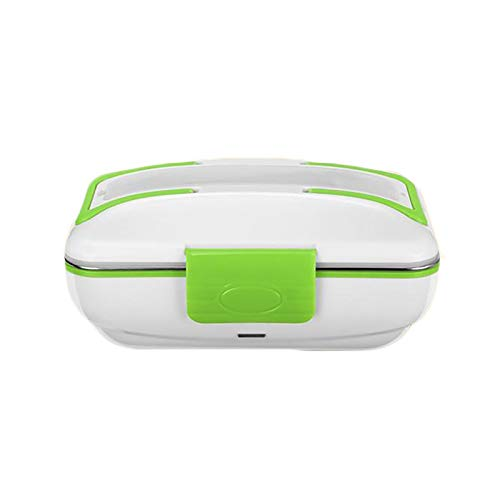 DAQIAO Electric Lunch Box Dual Use Car/Truck and Work 220V & 12V-24V, Lightweight and Exquisite, Convenient for Car, Office & School