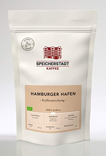Hamburger Hafen - Speicherstadt Kaffeemischung 500g in Bohnen