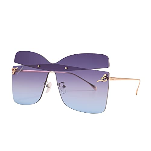 LINGAURY Lingaury Dare to be Different Modern Sunglasses Range Butterfly - Modern Mujer