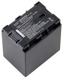Replacement For Jvc Gz-mg750bu Precision Technical Battery Max 47% Spasm price OFF By