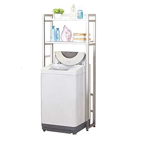 Djpcvb Regal Toilettenständer Badezimmer Platzsparend Toilettenständer Bodenregal Weiß Badezimmer Regal