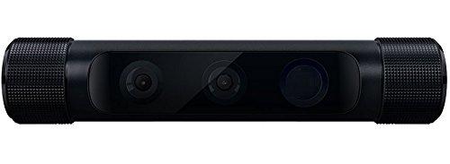 RAZER RZ20-01800100-R3G1 Stargazer Webcam avanzata - Nero