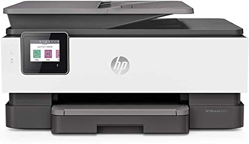 HP OfficeJet Pro 8022 - Impresora multifunción tinta, color, Wi-Fi, Ethernet, compatible con Instant Ink (1KR65B)