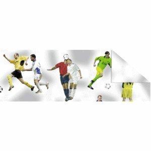 Ludwig Bähr 10 x Fotokarton Fussball 300g/qm 49,5x68cm Team