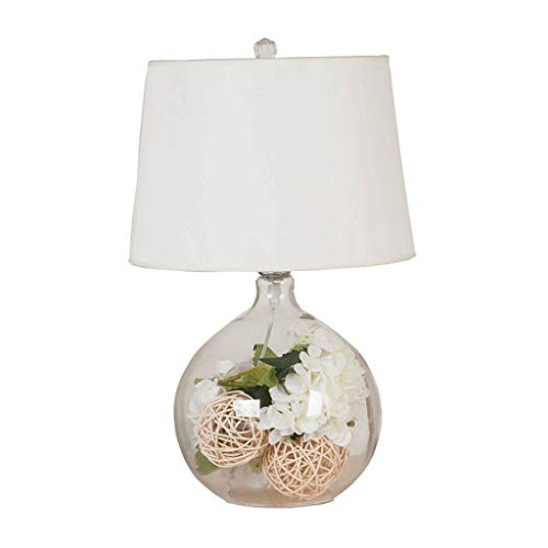 Lámparas de mesa y mesilla de noche Información Luces de noche moderna lámpara de mesa de cristal...