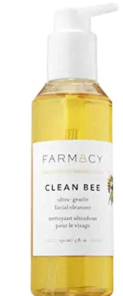 思慮深い市長お風呂ファーマシー FARMACY クリーン ビー ウルトラジェントル フェイシャルクレンザー 150ml 洗顔 クレンジング クレンザー Clean Bee Ultra Gentle Facial Cleanser