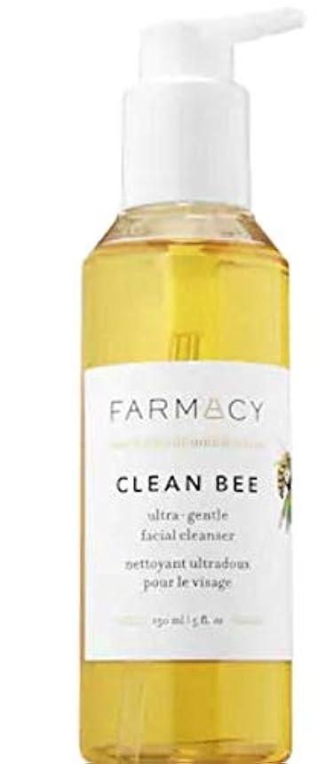 合成受け継ぐ有害ファーマシー FARMACY クリーン ビー ウルトラジェントル フェイシャルクレンザー 150ml 洗顔 クレンジング クレンザー Clean Bee Ultra Gentle Facial Cleanser