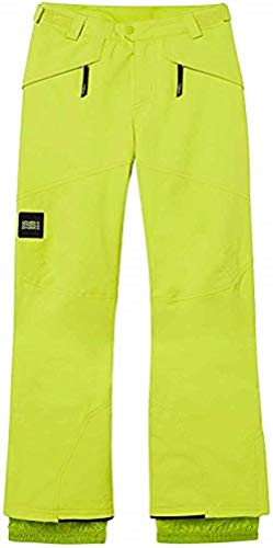 O'Neill Jungen PB ANVIL Snow Pants, Lime Punch, 152