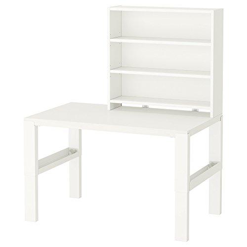 Zigzag Trading Ltd IKEA PAHL - Escritorio con estantería Blanca