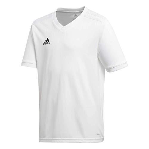adidas Youth Tabela 18 Jersey White/White S