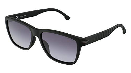 Police Tailwind 3 Gafas, MATT BLACK, 56 para Hombre