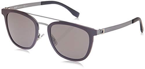 BOSS ORANGE BOSS0838/S HUGO BOSS Sonnenbrille BOSS0838/S-IYR-52 Herren Rechteckig Sonnenbrille 52, Braun