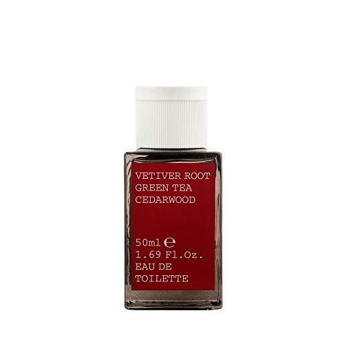 Korres Vetiver Root Green Tea Cedarwood homme/men,Eau de Toilette, 1er Pack (1 x 50 ml)