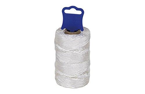Rombull ronets M287340 - Hilo replanteo 8840 pa trenzado 100 mt blanco