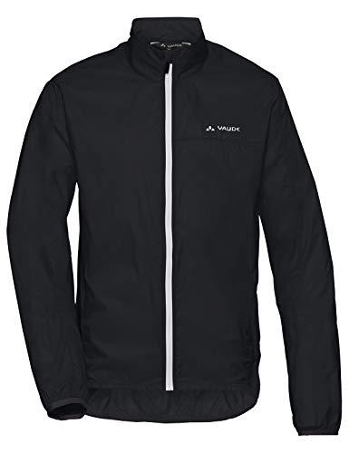 VAUDE Men's Air Jacket III Veste Homme Black Uni FR: M (Taille Fabricant: M)