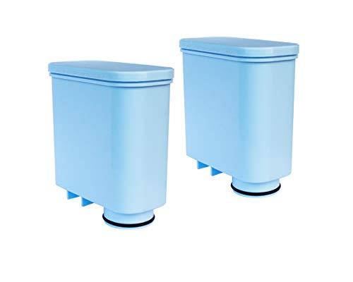 2-pack Wasserfilter kompatibel mit Kaffeevollautomaten Philips Saeco AquaClean CA6903   00, 01, 10, 22   GranBaristo, Incanto, Intelia Deluxe, PicoBaristo, Exprelia, Xelsis