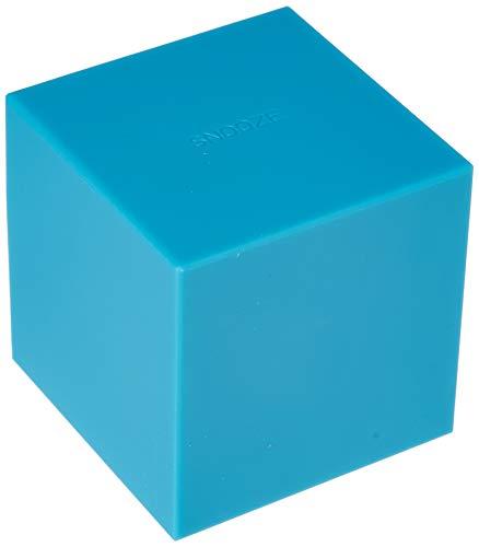 Gravity Cube Click Clock Teal