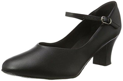So Danca So Danca Ch792, Damen Standard & Latein, Schwarz (Black), 43 EU (9 UK)