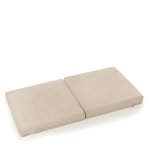 Hauck Sleeper Folding Mattress for Dream 'n Care - Beige 5 x 81.5 x 44 cm