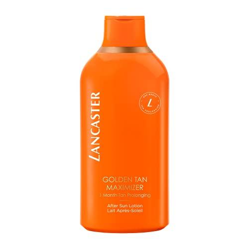 Lancaster GOLDEN TAN MAXIMIZER after sun lotion 13.5 Fl Oz (400 ml) - new 2020 packaging