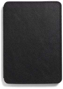 Funda de cuero Amazon para Kindle Touch, color negro (sólo sirve para el Kindle Touch)