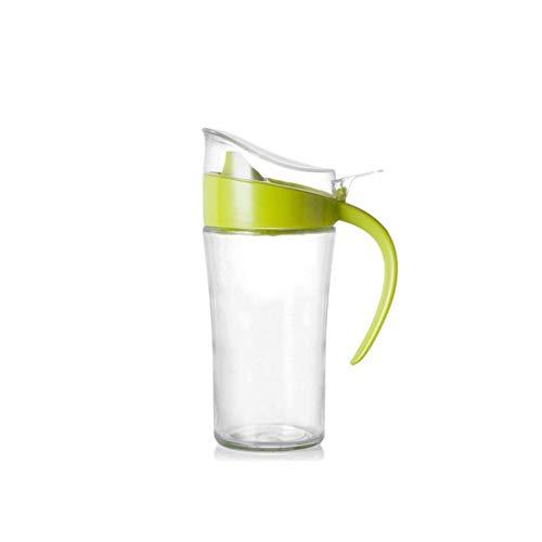 Grande olio di vetro perdite olio bottiglia di condimento bottiglia da utensili da cucina piccoli elettrodomestici bottiglia di olio bottiglia di soia bottiglia aceto di aceto bottiglia condimento La