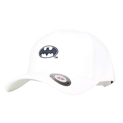 WITHMOONS Superman Shield Embroidery Cotton Baseball Cap AC3260...