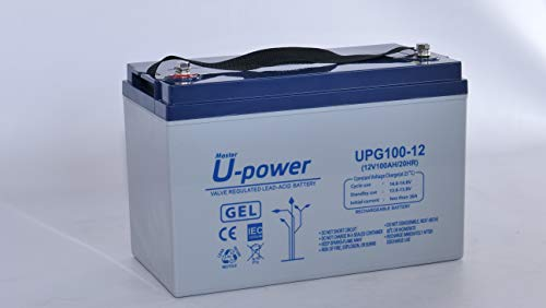 Bateria Plomo Gel 40Ah 12V ⭐