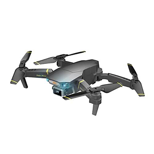 YYAI-HHJU Drone - WiFi FPV Drone per Adulti Bambini, Gd89 PRO Nuovo UAV 4K Infrarossi Evitamento Ostacoli Rc Drone Quadricottero con Telecamera Elettrica HD, Ritorno Automatico A Casa